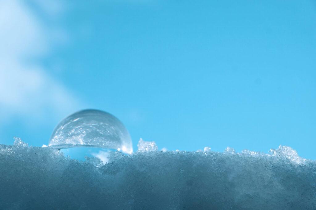 ガス給湯器の凍結に注意