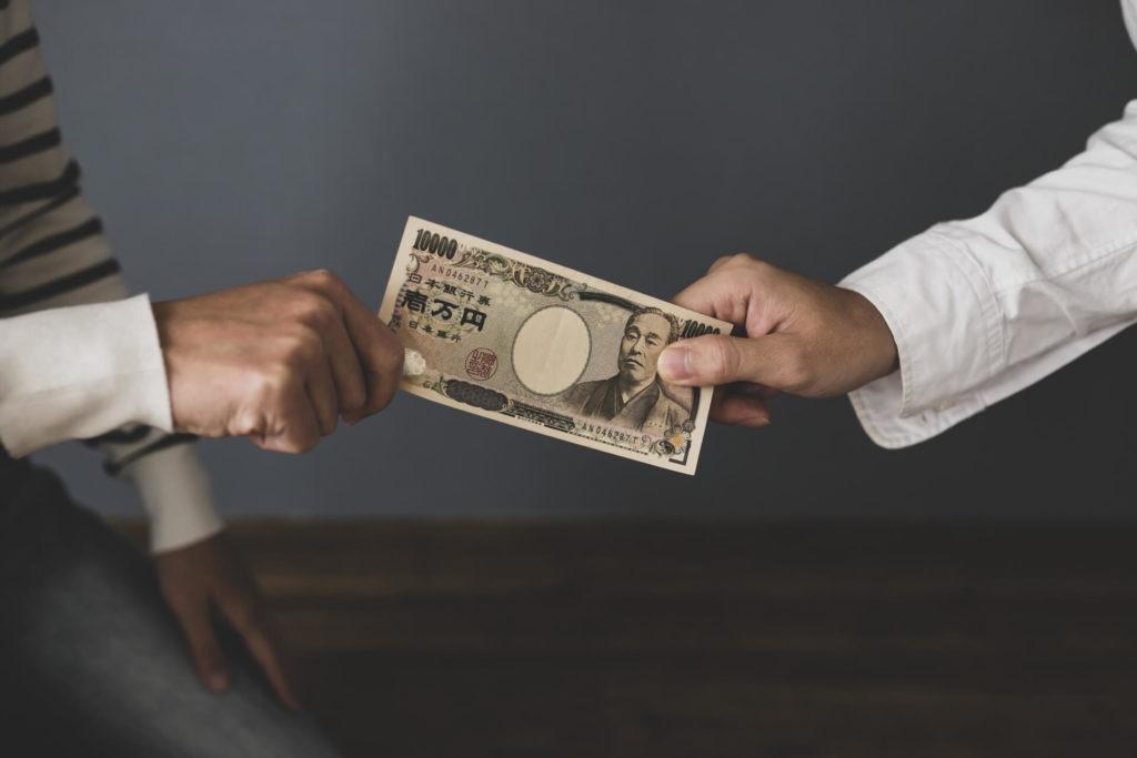 保証金に関するトラブル