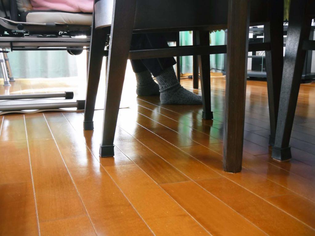 ガス温水式床暖房のデメリット