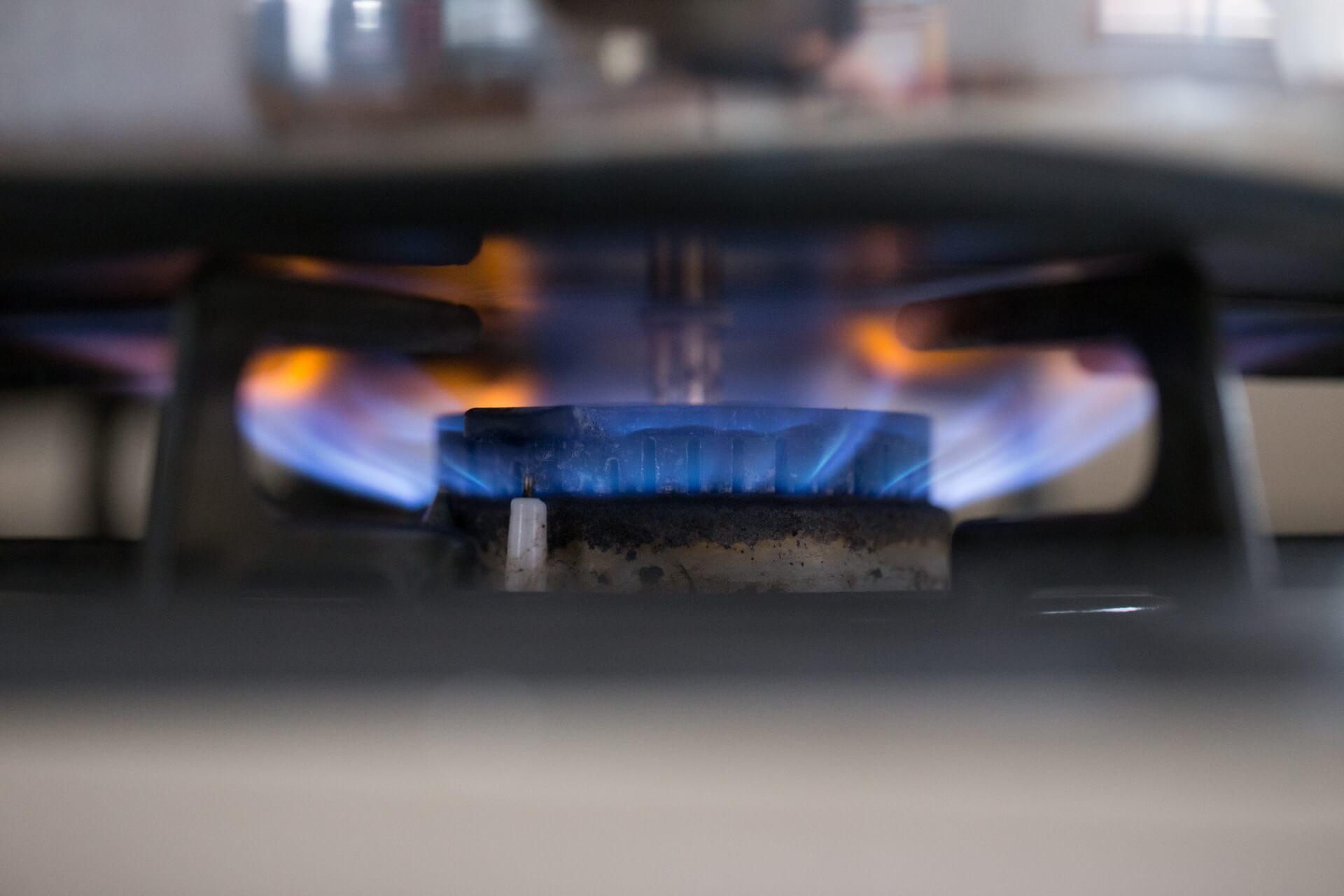 原因⑦:ガスの噴出口が詰まっている