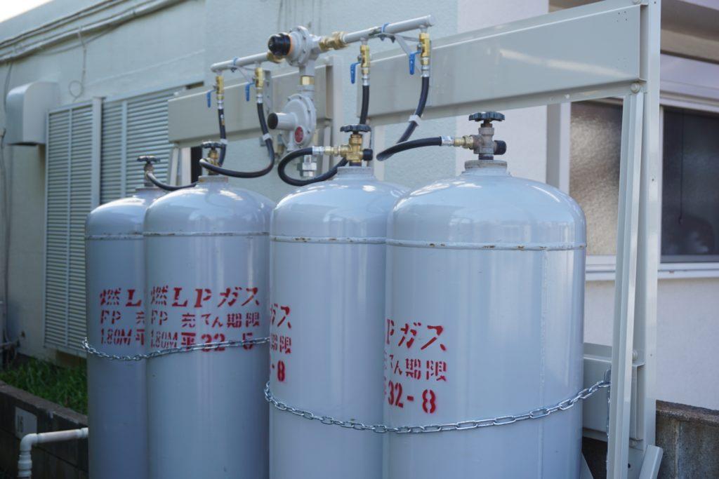 ガス漏れ警報器の設置が義務付けられた場所