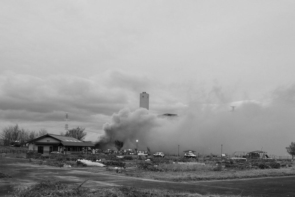 地震と火災の関係