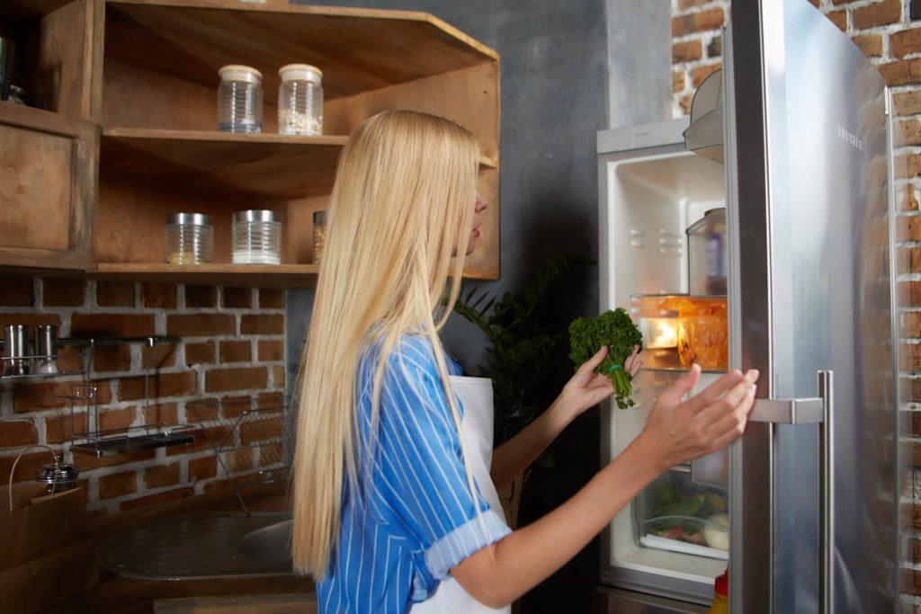 冷蔵庫を工夫して利用する