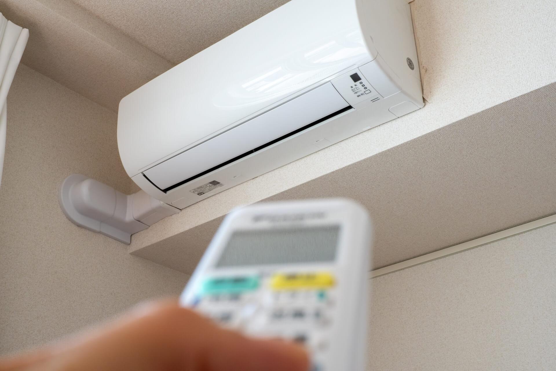 エアコンの電気代を知って上手に節約しよう