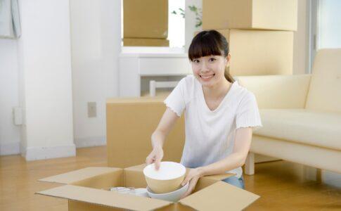 引っ越しの片付けや荷造りを効率よく行うためのコツ