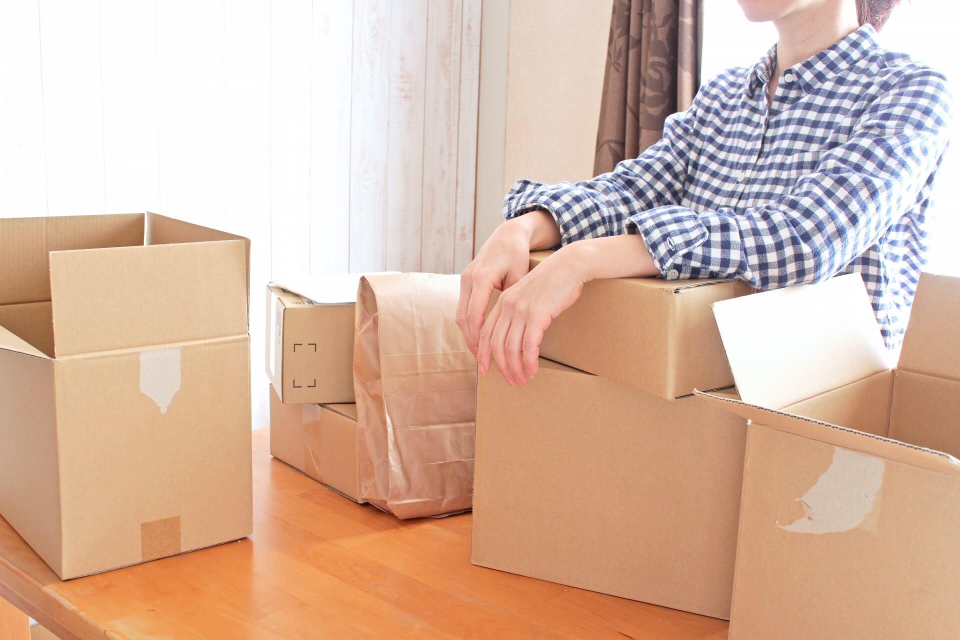 引っ越しにおける手続きや準備などの手順を解説します