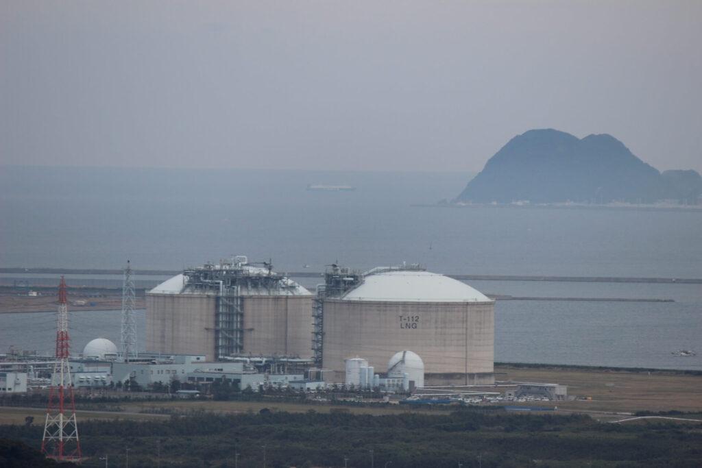 LNGは、都市ガス原料の主原料