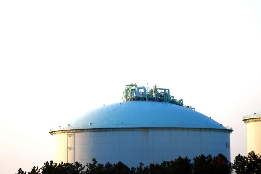 天然ガスは、都市ガスの主原料
