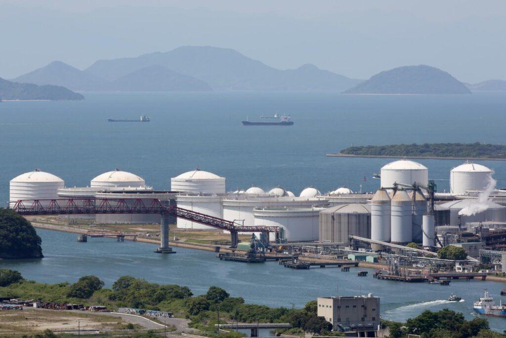天然ガスの埋蔵量