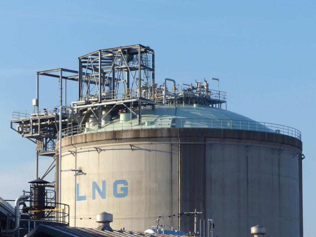 LNG(エルエヌジー)とは