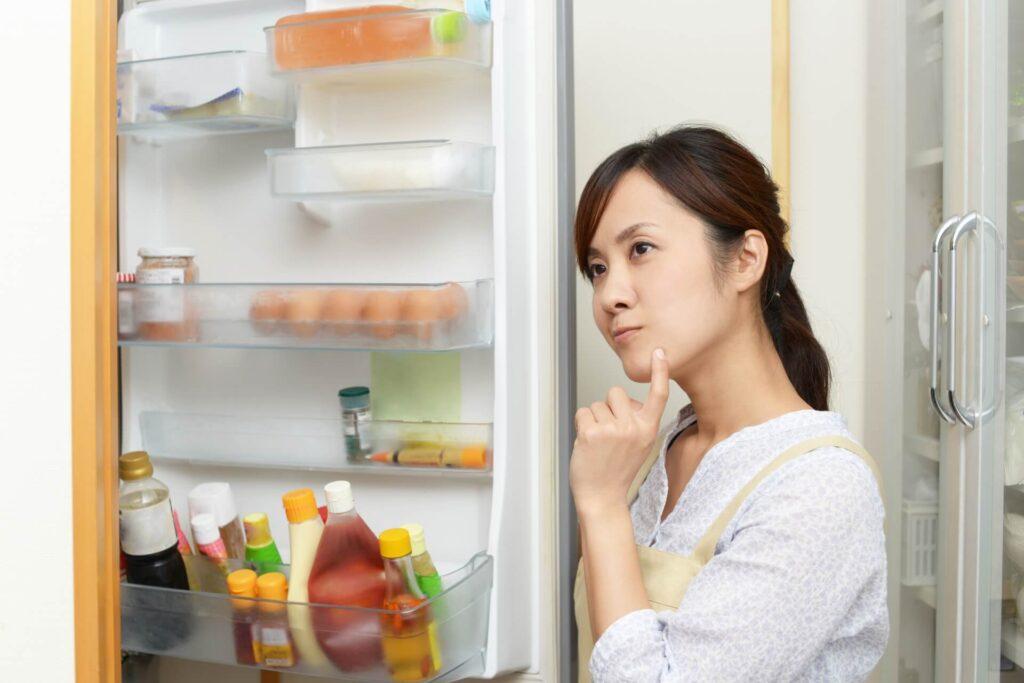 冷蔵庫を上手に使うための工夫