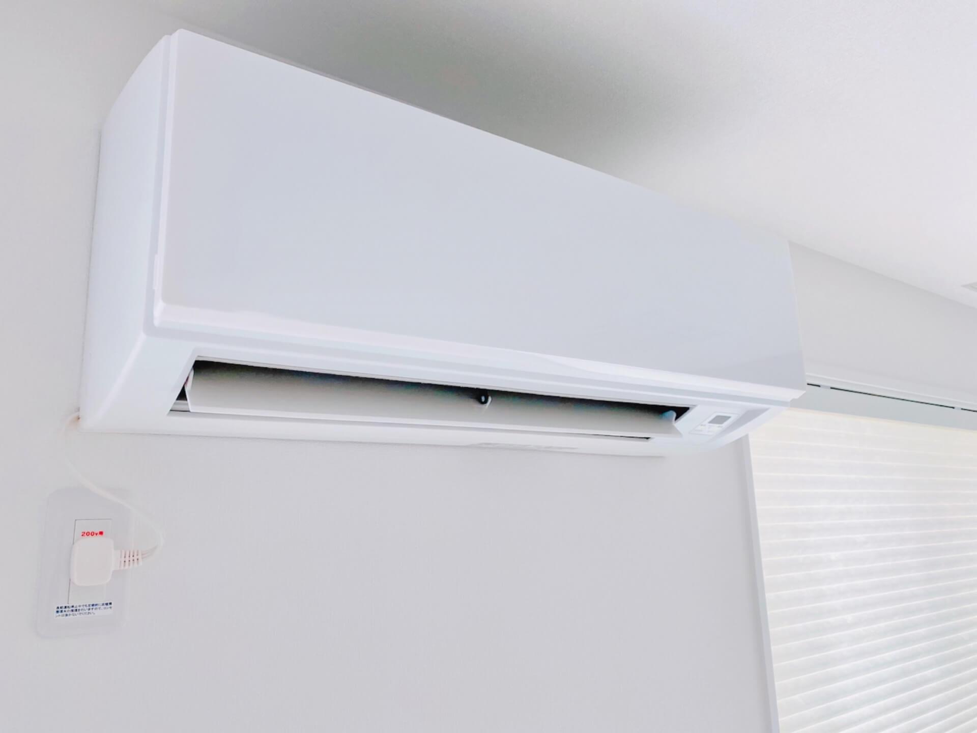 【エアコン】除湿機能の上手な使い方