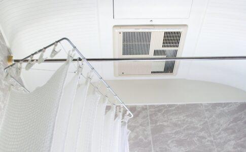 浴室乾燥機の特徴と上手な使い方