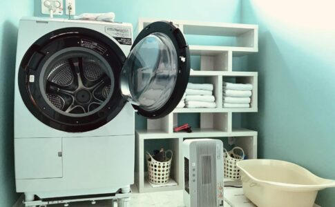 洗濯機の種類と選び方について