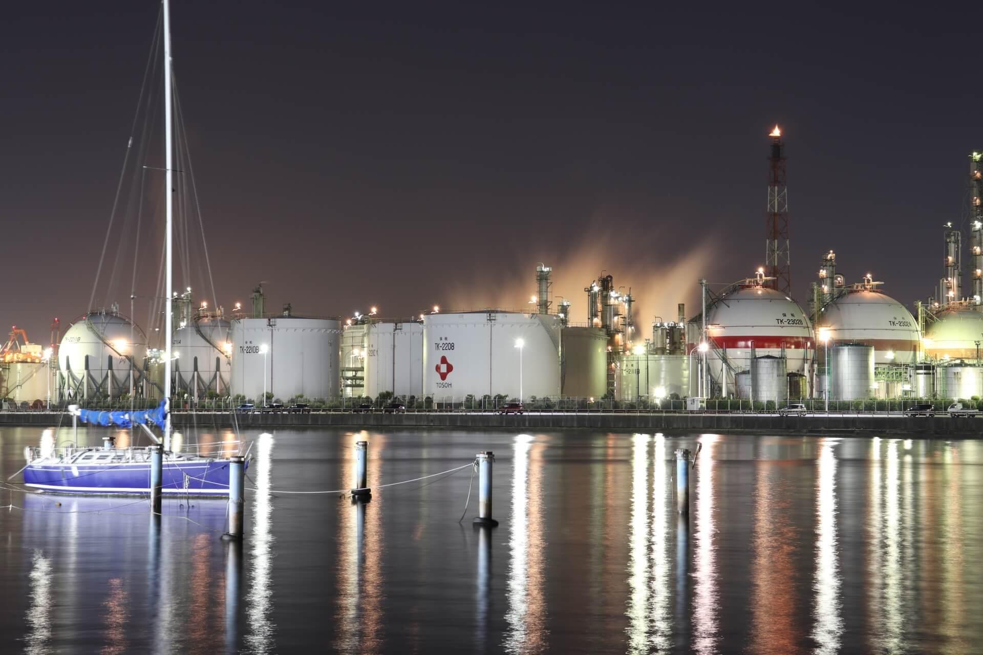 LNG(液化天然ガス)の輸入状況と輸入先について