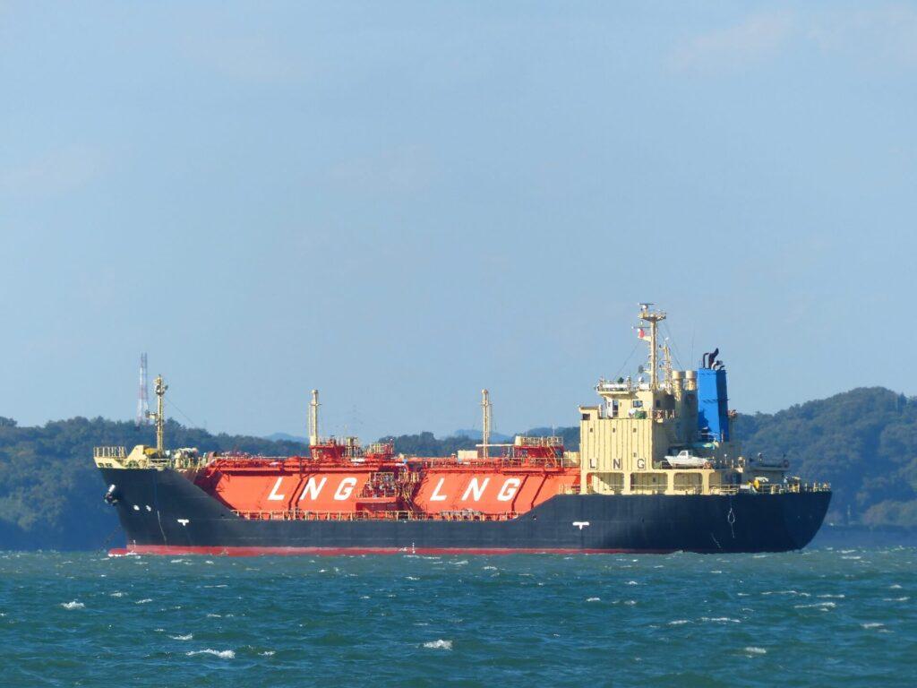 天然ガスの輸入先