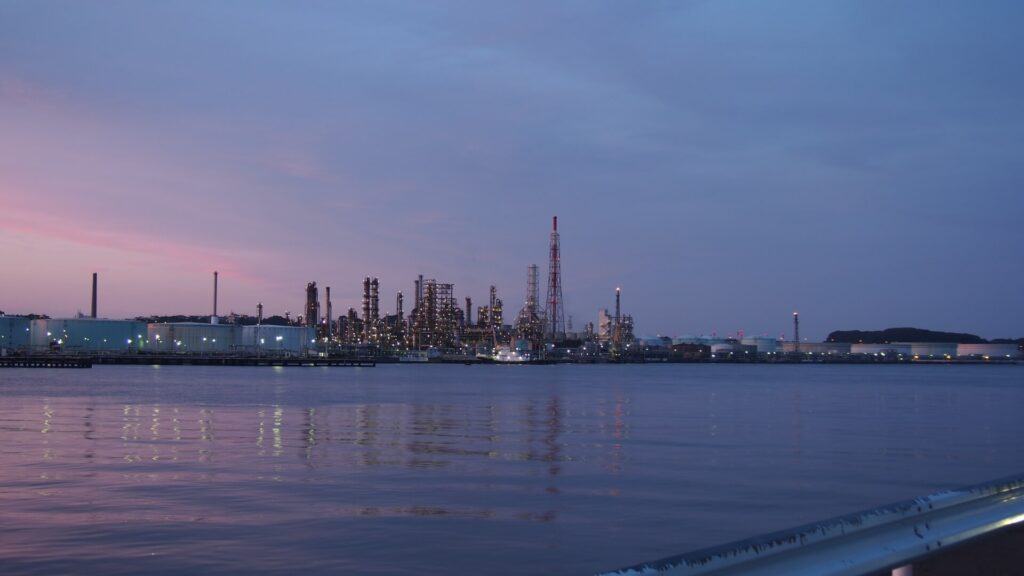 天然ガスの埋蔵量について