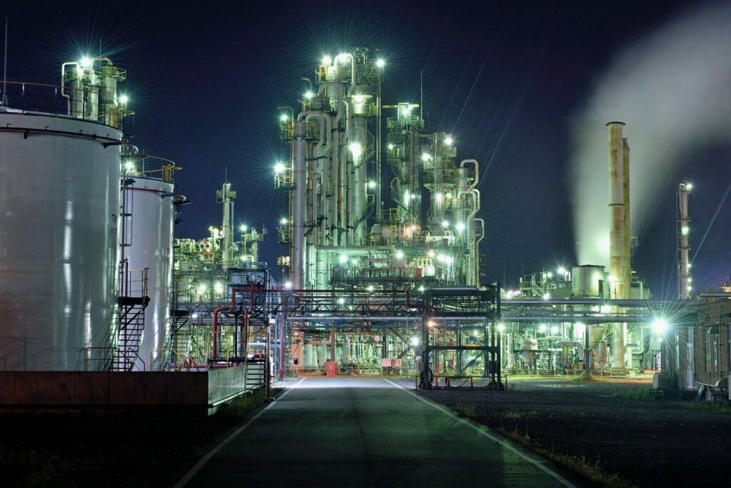 天然ガスの液化プロセスの前処理工程
