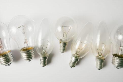 照明の種類と選び方