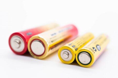 乾電池の種類と選び方